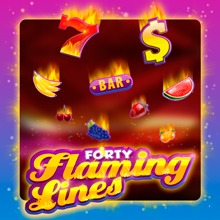 40-Flaming-Lines